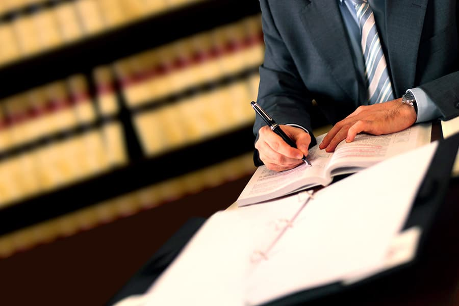 Attorney for Probate