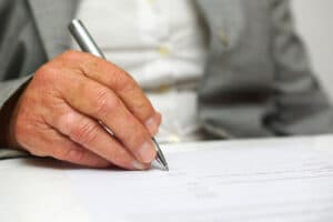 Leaving Someone Out of a Will